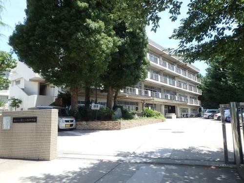 中学校(750m)