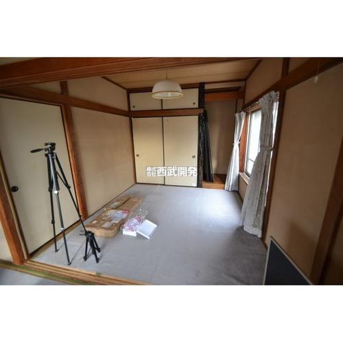 入間市大字下藤沢 中古一戸建ての画像