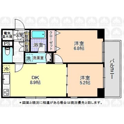 ライオンズマンション石神井公園B棟の物件画像