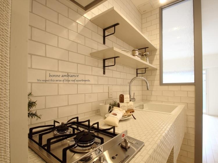秀和桜丘レジデンスのキッチン画像