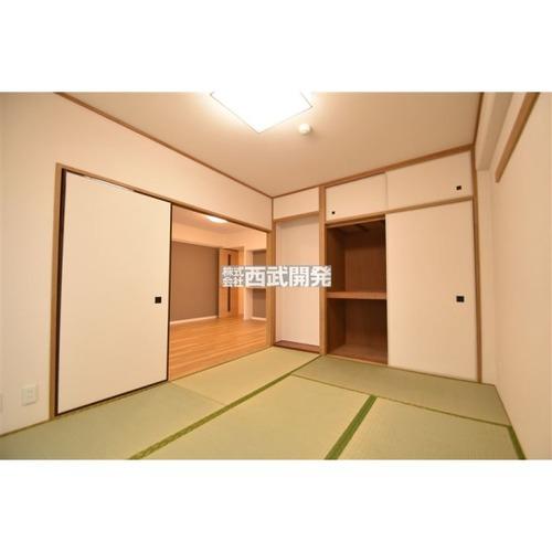 パークアベニュー秋津壱番館の物件画像