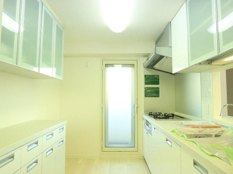 4LDK×リノベ■クレッセント武蔵小杉GRANDAYS参番館【renovation】のキッチン画像