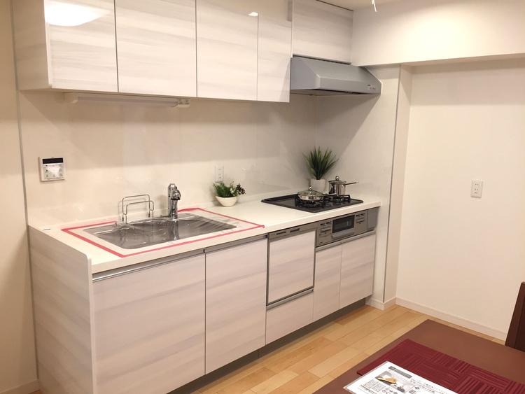 【戸建て感覚】浦安市弁天3丁目【新規リノベ物件】のキッチン画像