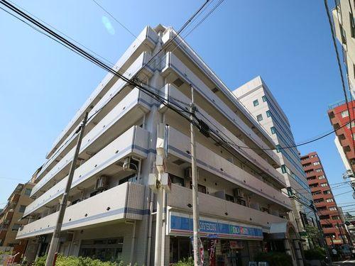 中目黒駅より徒歩7分♪サンロイヤル東山【renovation】の画像
