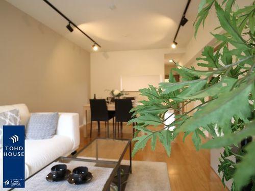 3棟から成る格調高いヴィンテージマンション~東急ドエルアルス弦巻2号棟~の画像