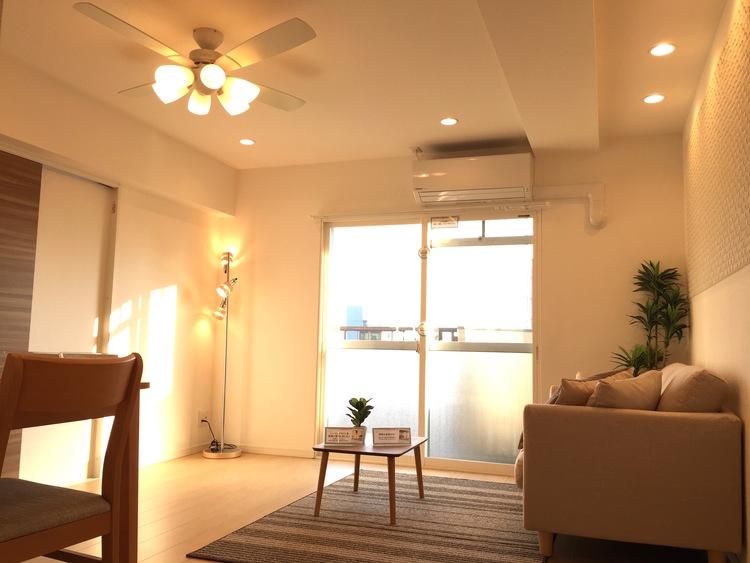 【3方向角部屋♪】江東区毛利1【リノベ物件】の物件画像