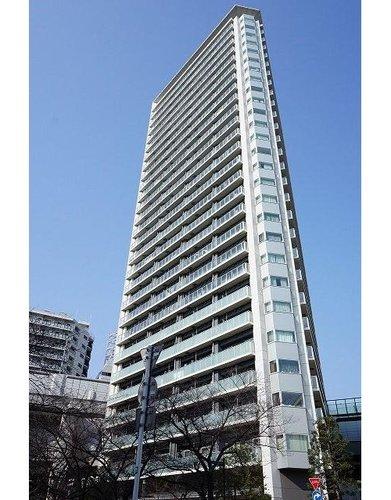 目黒川沿いのタワーレジデンス「プリズムタワー」の画像
