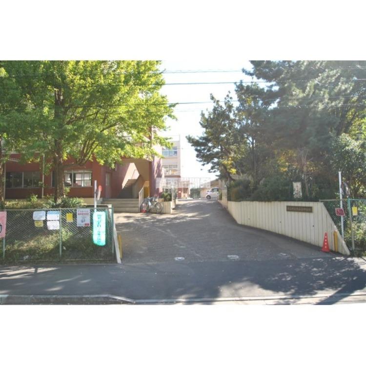 狭山台中学校(約450m)