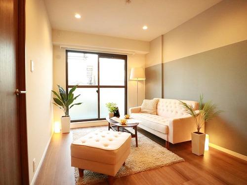 住環境良好なリバーサイドマンション!明るい角部屋♪『ステージ大森弐番館』の画像