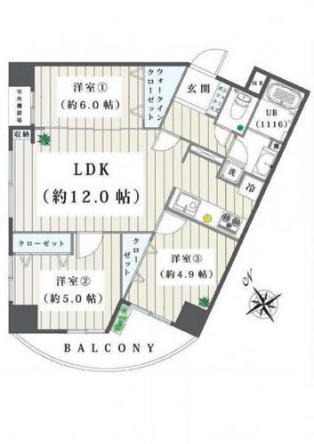 プレジャーガーデン金沢文庫の物件画像