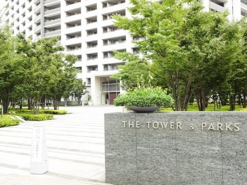 ザ・タワー&パークス田園都市溝の口の物件画像