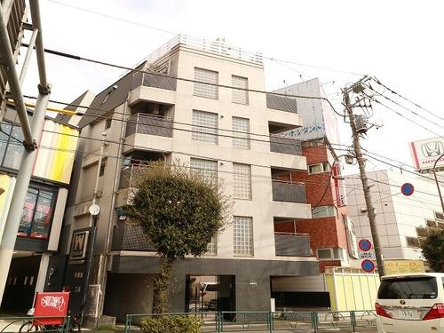 駒沢大学駅徒歩圏内♪「ベルグレードK」の物件画像