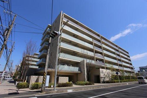 オーベルグランディオ横浜鶴見ブリーズテラスの物件画像