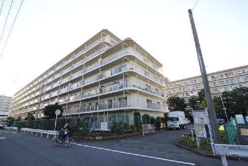 日商岩井鶴見マンションの画像