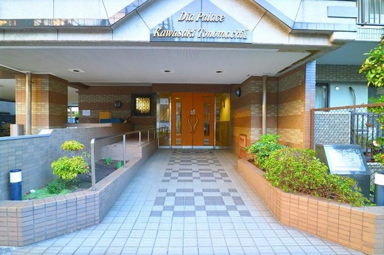 駅徒歩4分、角部屋の開放感♪ダイアパレス川崎殿町Ⅱ【renovation】(305)の内観画像