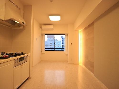 目黒駅より歩いて13分~ダイアパレスシェルトワレ目黒~10階で眺望の良いお部屋の画像
