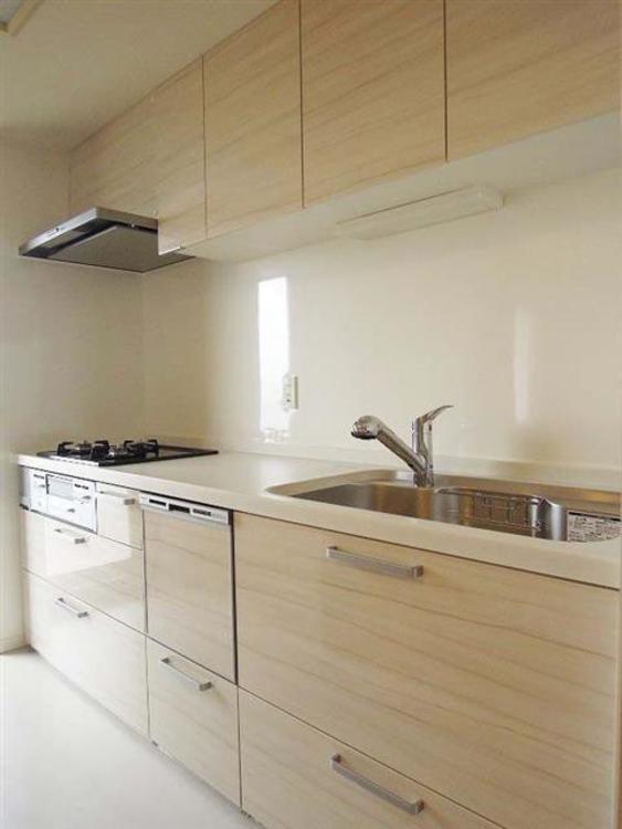 フェアロージュ柏中央のキッチン画像