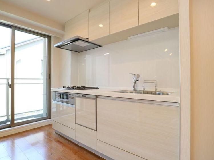 ペット可、内装リノベーションマンション「アクロスコート池上」のキッチン画像