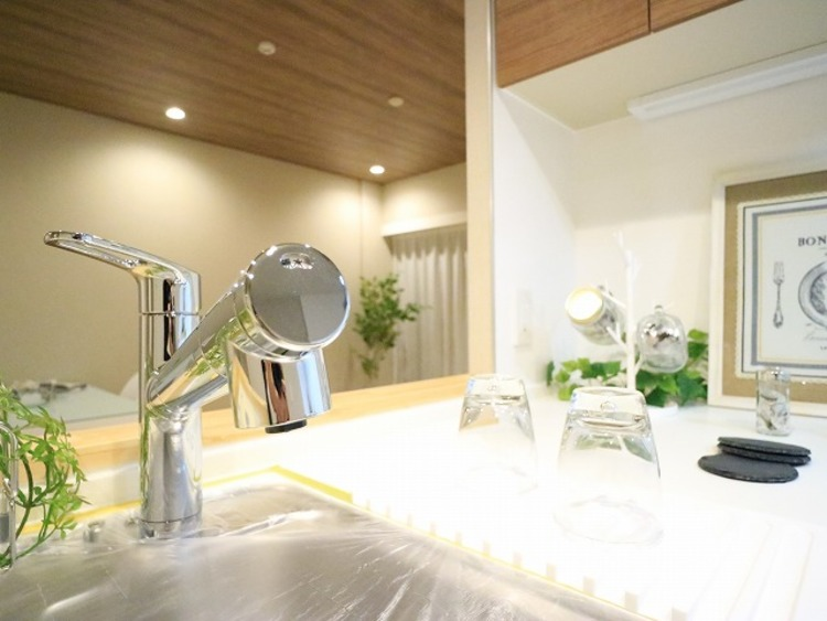 WIC付3LDK♪東急ドエルアルス新川崎【reform】のキッチン画像