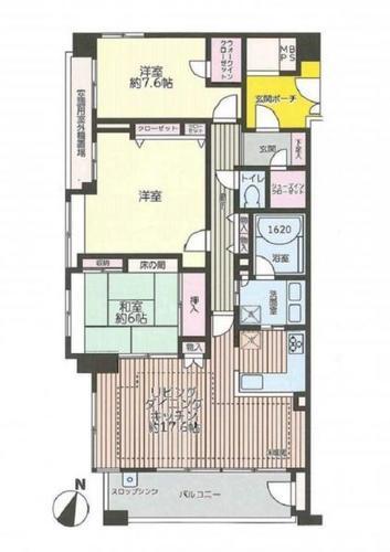 ライオンズマンション横濱アリーナヒルの物件画像