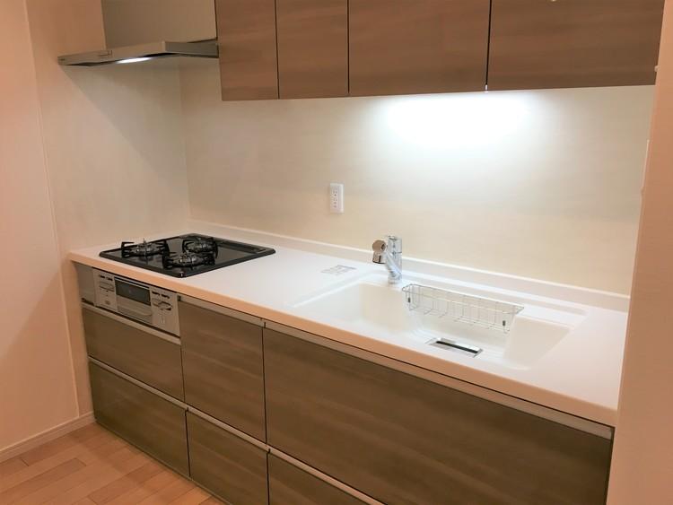 【ファミリー向け♪】小松川グリーンハイツ1号棟のキッチン画像