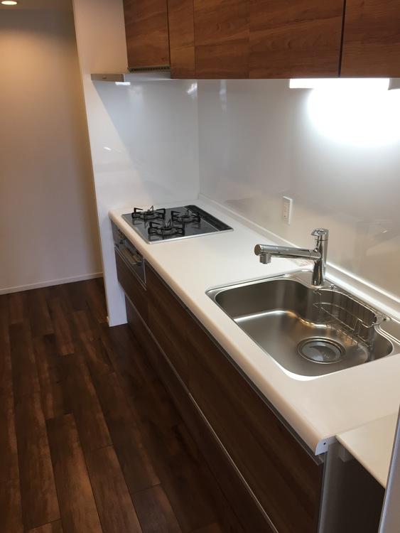 【最上階・東南角部屋】ファミリー向け♪ライオンズマンション葛西のキッチン画像