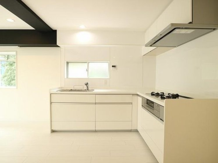 【renovation】深沢イレブンのキッチン画像