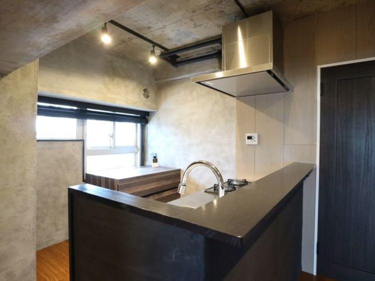【上馬ハイホーム】デザイナーズリノベーション♪のキッチン画像