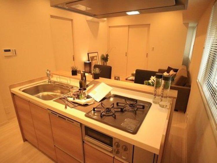 家具付き角部屋♪ヴェルタ大森【reform】のキッチン画像