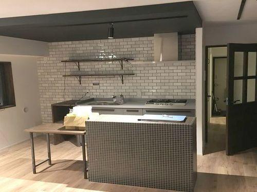 【ルミネ三軒茶屋】デザインと素材にこだわったリノベーションマンションの画像