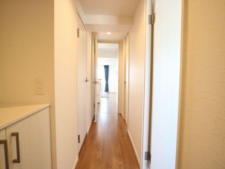 スカイパーク多摩川~9階部分、内装リノベーション済みのお部屋~の物件画像