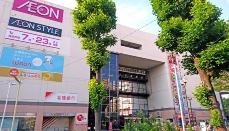 イオン東神奈川店まで徒歩2分