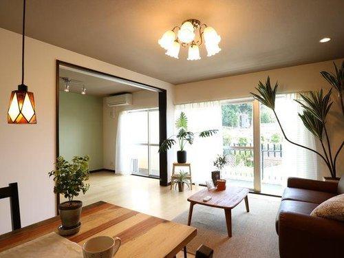 ヨーロピアンカフェ♪二子玉川駅徒歩8分  「瀬田サンケイハウス南棟」の画像