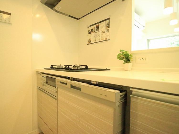 【renovation】ウエスト経堂マンションのキッチン画像