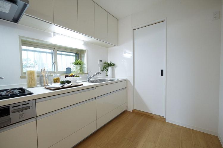 リノア柏 2988万円(3LDK)のキッチン画像