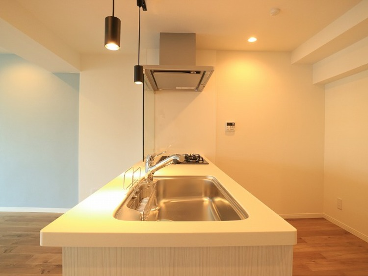 【renovation】カーサ九品仏のキッチン画像
