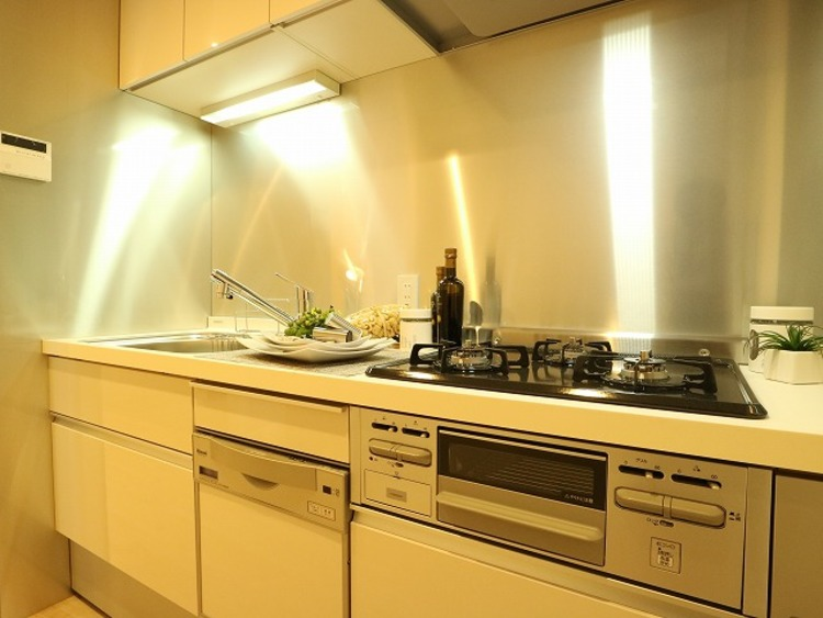 【reform】東急ドエル清水のキッチン画像