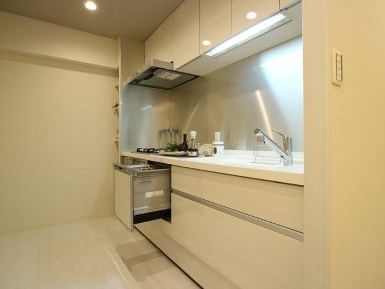 【上野毛ハイム】ニコタマも徒歩圏内♪平成24年大規模修繕済み(206)のキッチン画像