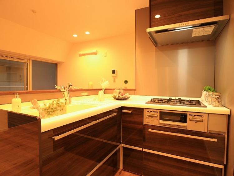 【reform】五反田コーポラスのキッチン画像