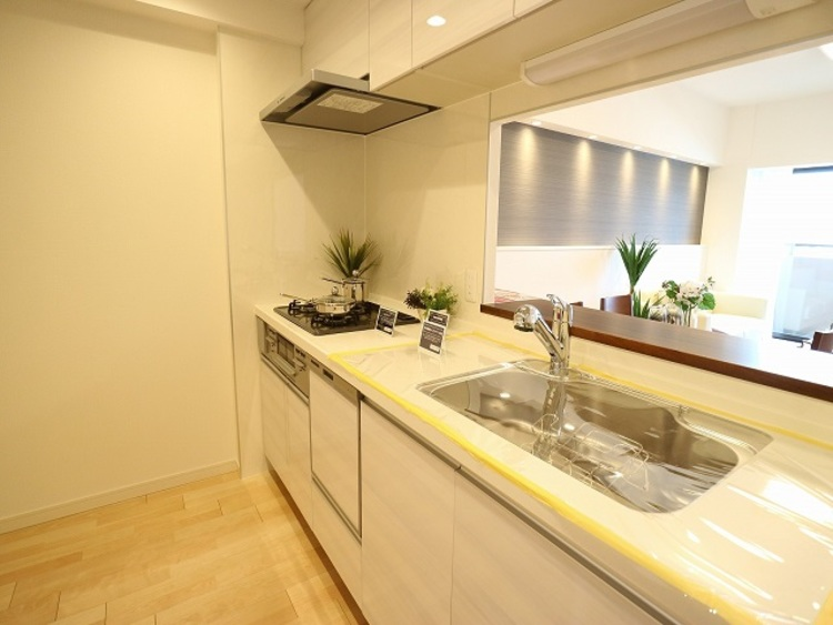 内装リノベーションされたお部屋 『WISE222』のキッチン画像