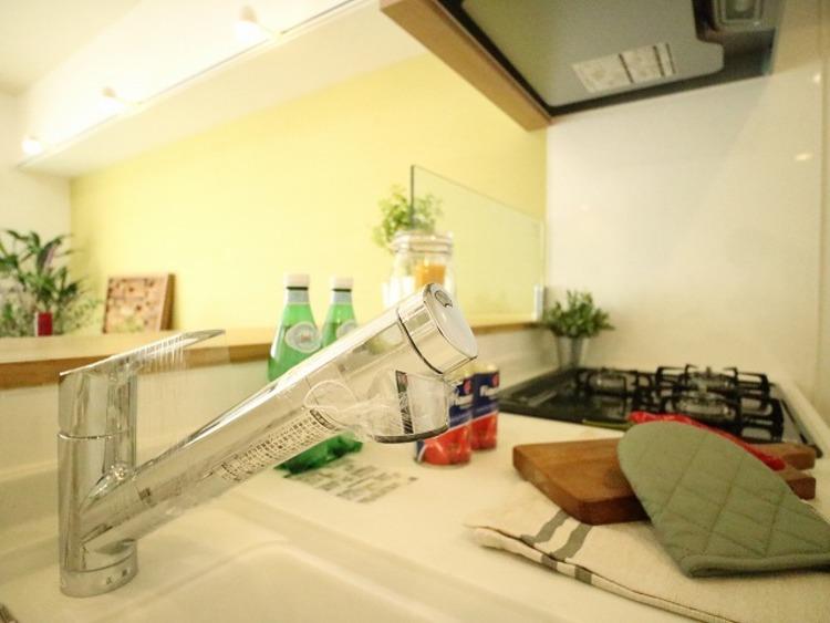 【renovation】藤和シティホームズ島津山西のキッチン画像
