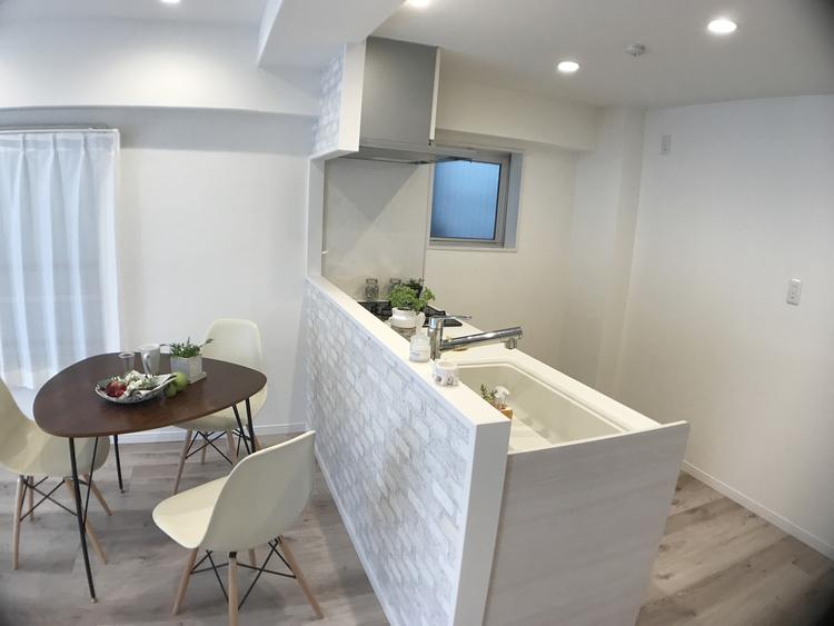 パール綱島マンション(501)のキッチン画像