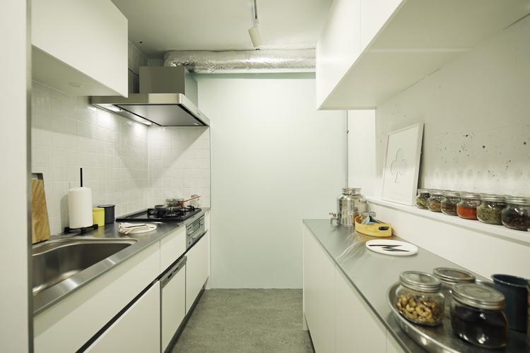 リノア目黒大橋 203のキッチン画像