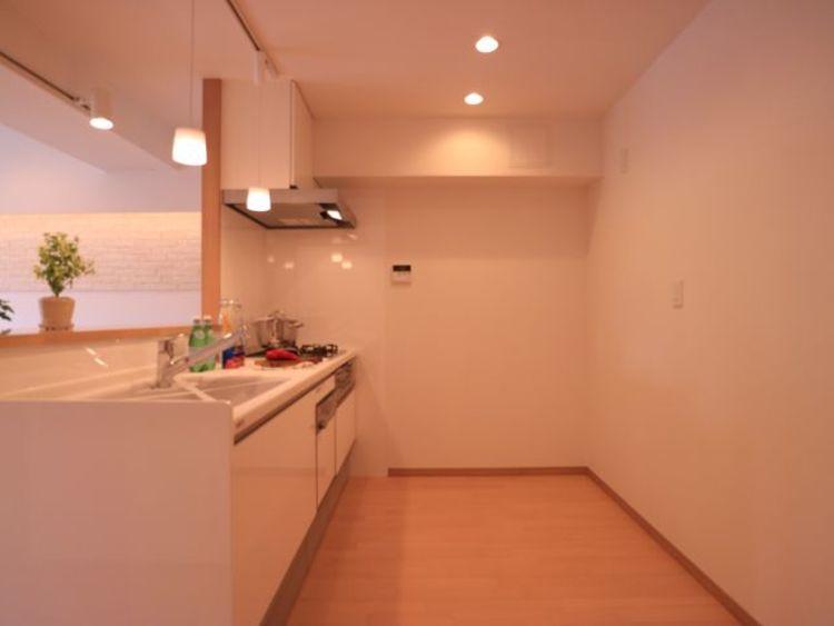 【renovation】ネオコーポ田園調布のキッチン画像