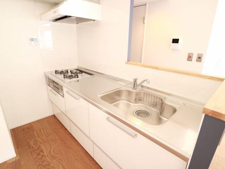 室内リノベーションされ生まれ変わりました!『玉川サンケイハウス北棟』のキッチン画像