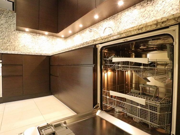 島津山テラスのキッチン画像