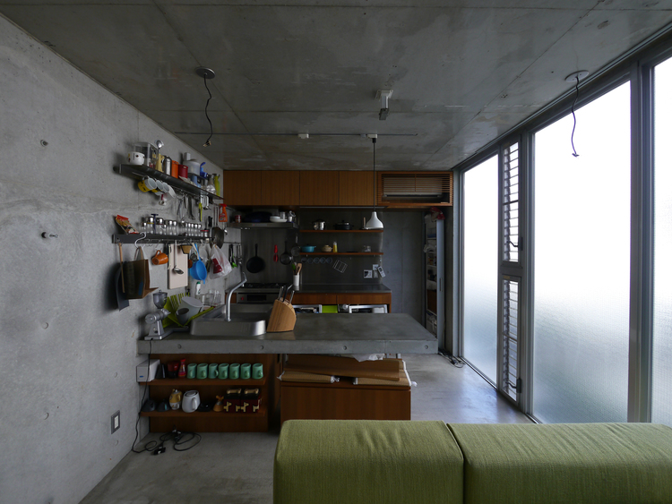 Glasfall(C)のキッチン画像