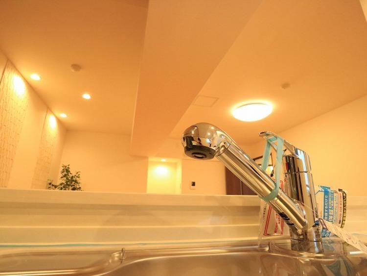ペットと住める角部屋4LDK♪砧公園ヒミコマンション【renovation】のキッチン画像