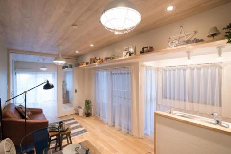 中銀マーブルマンシオン新宿五丁目の物件画像