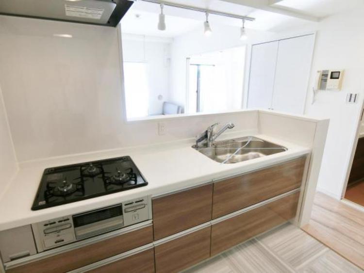 ライフプラザ戸塚のキッチン画像